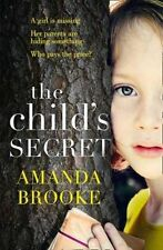 The Child's Secret by Brooke, Amanda, Good Used Book (Paperback) FREE & FAST Del