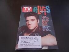 Simon Cowell, Elvis Presley, Mariska Hargitay - TV Guide Magazine 2002