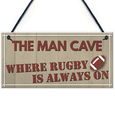 """HOCKEY Sports themed wall sign Home Man Cave NEW 10/""""x5/"""" Wood Sign 570 word art"""