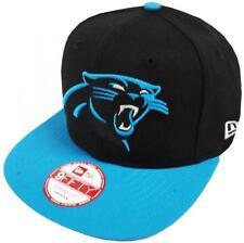 New era NFL carolina panthers 2 Tone SnapBack cap gorra 9 fifty basecap mens New
