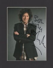 GILBERT O'SULLIVAN HIMSELF ORIGINAL HAND SIGNED MOUNTED AUTOGRAPH PHOTO & COA