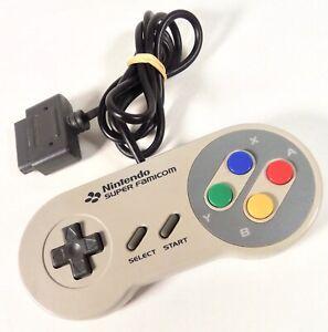 Manette Pad Controller Nintendo Super Famicom SFC SNES Officiel Jap Japan (19)