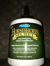 Horseshoer's Secret Deep Penetrating Hoof Conditioner, 32 oz