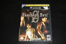 Resident Evil Zero 0 PC (Nintendo Gamecube) w/ Case