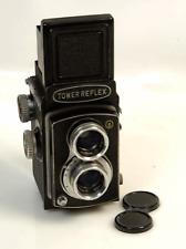 TOWER REFLEX TLR Fujitar 8cm (80mm) f/3.5 lens Film Tested Works Great