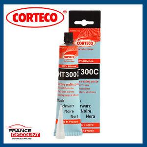 Pate à joint Silicone Noir pour carter d'huile de Marque CORTECO HT300C