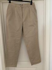 Ralph Lauren Beige Biscuit Chino Trousers US Size 14 UK16