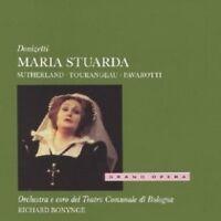 SUTHERLAND/PAVAROTTI/BONYNGE/OTCB - MARIA STUARDA (GA) 2 CD NEW!