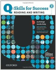 Q: Skills for Success 2 Reading & Writing Student Book with Student Access Code