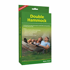 """2-Person Double Mesh """"Net"""" Hammock, by Coghlan's   [Support Lore!]"""