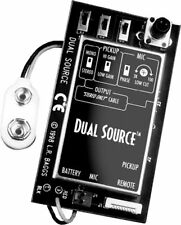 LR Baggs Dual Source w/Element Undersaddle Guitar Pickup and Microphone, NEW!