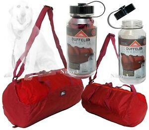 High Sierra Duffel Bag 1100 cu.in With 1 Liter Bottle - BPA-Free  (T)