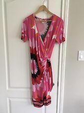 DVF Dress, 4, Silk