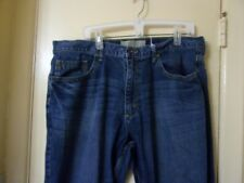 Wrangler Men's Jeans Size 38/30 Relaxed Straight Cotton