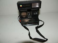 POLAROID 660 AUTO FOCUS SUN CAMERA