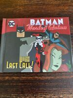DC COMICS Batman and Harley Quinn LAST CALL! Hardcover Graphic Novel! NEW!