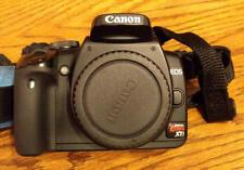 Canon EOS 400D Rebel XTi DSLR Camera Body