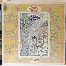 BLOOD, SWEAT & TEARS - New Blood (CBS65252, 1972) LP vinyl record