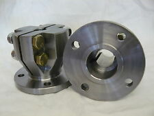 "R&D  4"" DIAMETER MARINE CLAMP COUPLING-1"" BORE-YANMAR GEARBOX"