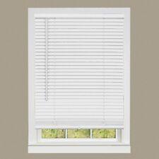 Cordless Gii Deluxe Sundown 1 In. Room Darkening Mini Blind 30X64 Pearl White