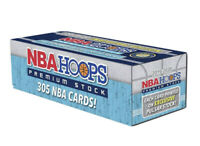 2019-20 NBA Hoops Premium Stock Factory Sealed Set 5 Pulsar Prizm Zion Ja Luka?