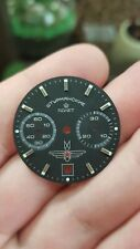 RRR Black Raven Dial 3133 Poljot ORIGINAL made Shturmanskie