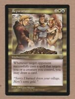 MTG - Reparations - Mirage - Rare NM/MT - Single Card