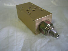 Parker BD03 ABN A Hydraulic Attribute Valve Cartpak A+B Port Interrupt  Nice!!