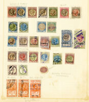 Italy Stamps 31x Revenues all identified on page