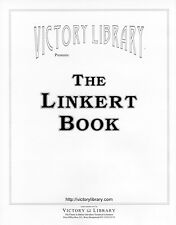 Linkert Book for Indian Chief, Chief Bonneville, Sport Scout, 741, 4 Cylinder