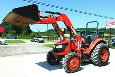 Kubota M7040 4x4 Loader 2041 Hrs Free 1000 Mile Delivery From Ky