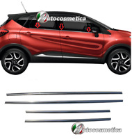 Moldings Chrome Under Window Steel Renault Captur Raschiavetri Trims