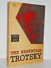 The Essential Trotsky – 1963 1st thus PB Russian Revolution