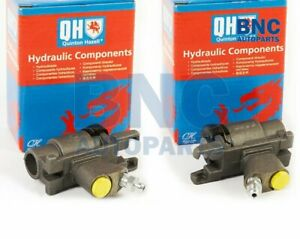 Rear Brake Wheel Cylinder Pair for FORD CORTINA MK 2 - 1.3 & 1.5 - 1966 to 1970