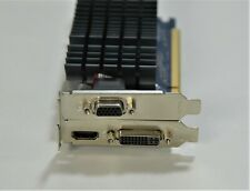 Asus GeForce N520GT 520 GT 1 GB DDR3  DVI VGA HDMI PCIe Passive Graphics Card