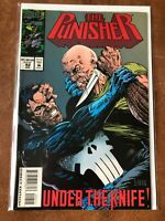 The Punisher 92 Under the Knife High Grade Comic Book A7-68