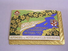 DMV 3. nationale étoile trajet Moselle' 72, automobile-U. moteur Country Club de 1930 Alf E.V.