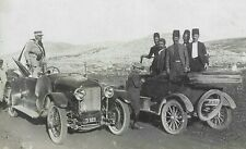 More details for military rp photo postcard french soldiers north africa natives old cars 1924