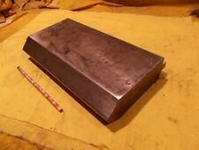"12"" OAL x 90 degree PRESS BRAKE DIE metal bending fab shop tool HEAVY DUTY"