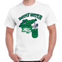 Swamp Water Alligator Worn by Joey Ramone Punk Retro T Shirt 459