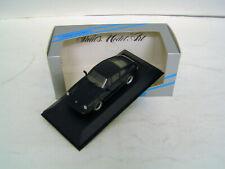 Porsche 911 Carrera Coupe SC G-Modell 1978 - 1983 black - Minichamps 1:43!