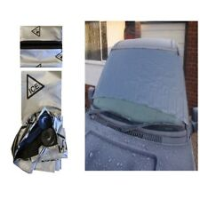 CAR FROST SCREEN SHIELD - FROST, WINTER,SNOW,ICE PROTECTOR ZIP BAG EASY STORAGE