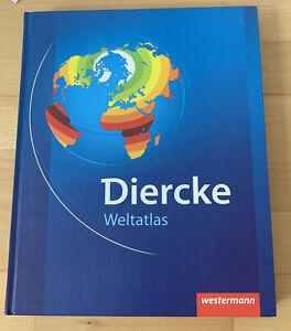 DIERCKE WELTATLAS Atlas Westermann 2010