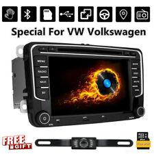 "For VW Volkswagen Jetta Passat EOS 7"" Car GPS Stereo CD DVD Nav Radio Bluetooth"