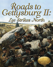 Multiman Wargames Roads to Gettysburg II: Lee Strikes North GCACW New In SW