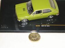 Voitures miniatures verts IXO