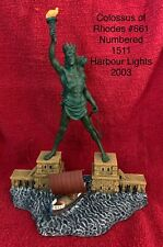 Harbour Lights Colossus Of Rhodes #661 Used
