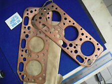 FLAMINIA BERLINA - COUPE' 2500 SET GUARNIZIONI TESTA HEAD ENGINE GASKET  N.O.S.