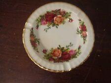 Royal Albert Old Country Roses Bone China Ashtray England