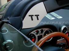Audi TT MK1 quattro Abt s-line 8N 3.2 3,2 Zierblenden Cabrio TT Logo echt Alu